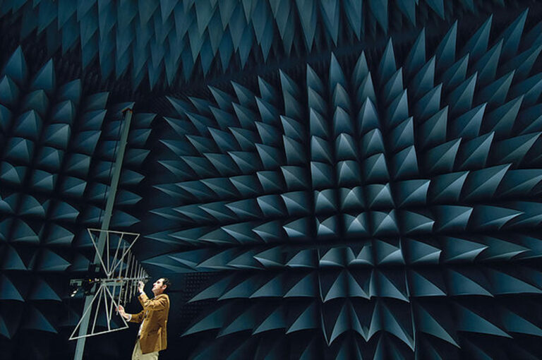 Sound in the Silent Room