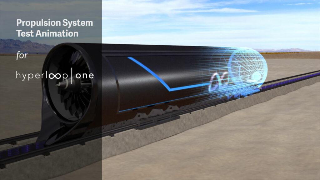 Hyperloop One - Lux Virtual